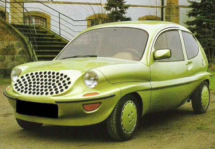 Машины, в дизайне которых все пошло не так