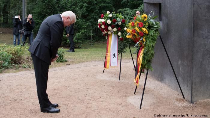Германия попросила прощения у геев