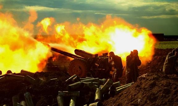 ДНР: Украинская сторона продолжает методичные обстрелы населенных пунктов
