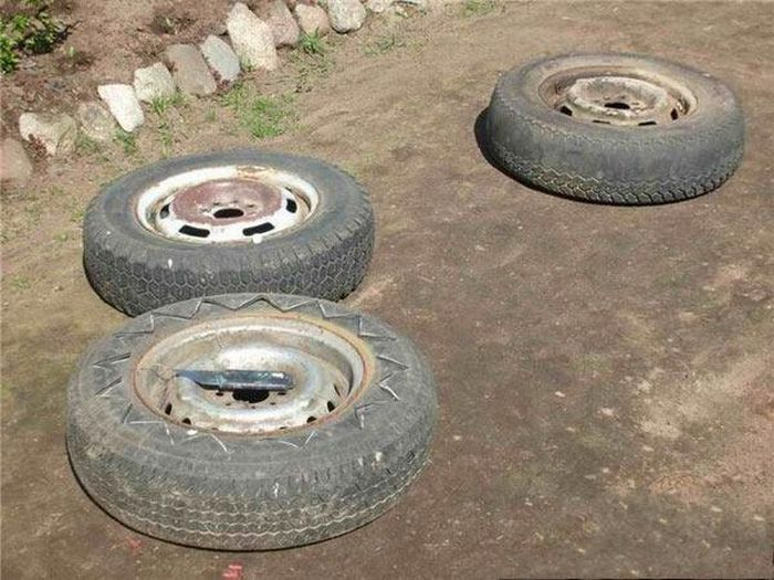 Вторая жизнь колес (16 фотографий), photo:2