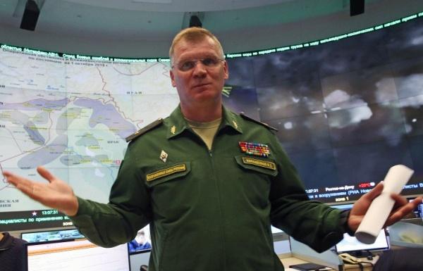 МОРоссии: Пусть США хотябы немешают бить террористов вСирии