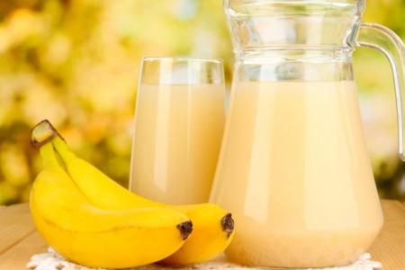 Сироп из бананов