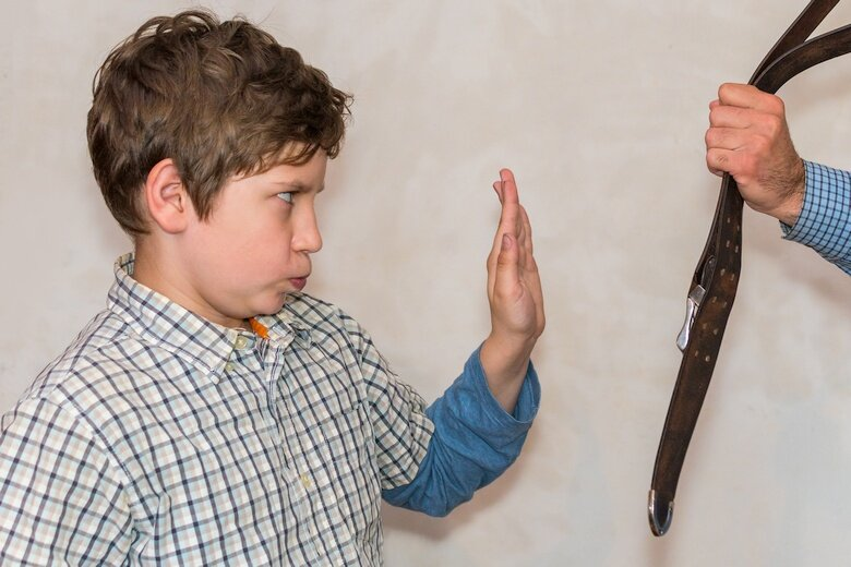 «Бить детей нельзя, а как их тогда наказывать?»