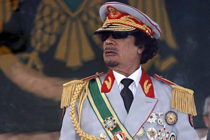 23 «греха» Муаммара Каддафи. Вот за что он был убит!