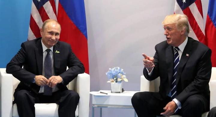 «Politico», США. Встреча Трампа и Путина: Импровизации неизбежны