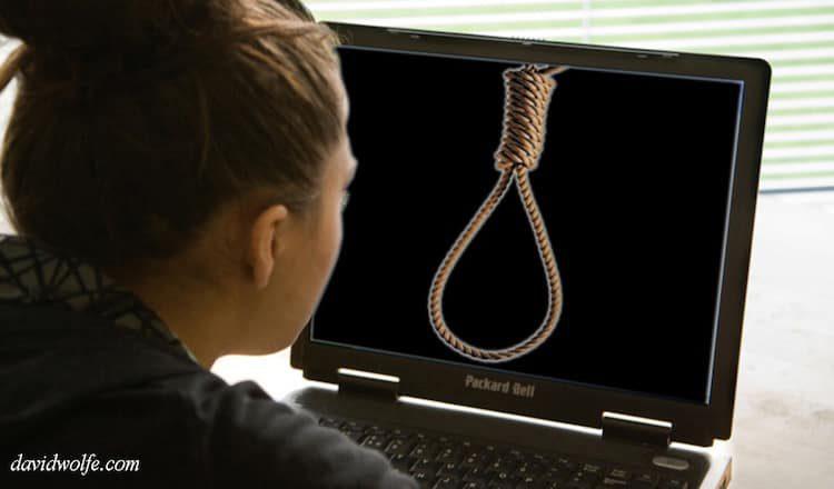 Появилась еще одна ″игра″, которая доводит детей до самоубийства