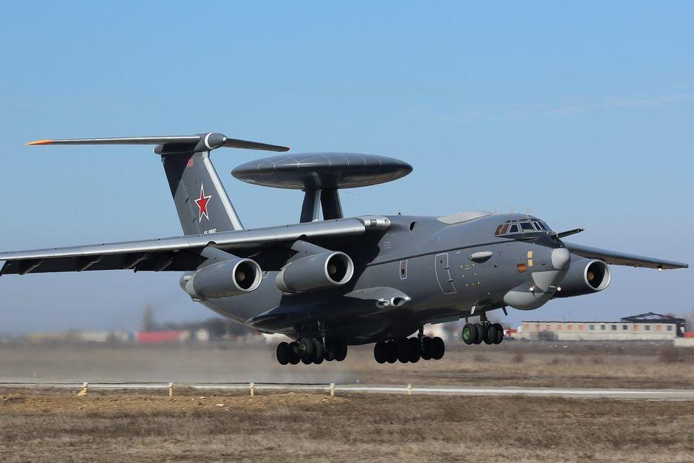 """Российский """"летающий радар"""" А-100 совершил первый полет"""