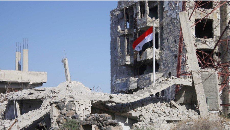 Сирия потребовала от США и с…