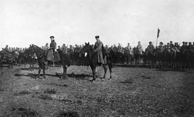 Меч Юго-Западного фронта. Бросок 1-й Конной от Ровно к Дубно, июль 1920-го