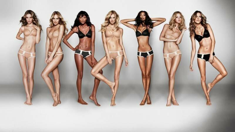 Спорт, который выбирают ангелы Victoria's Secret