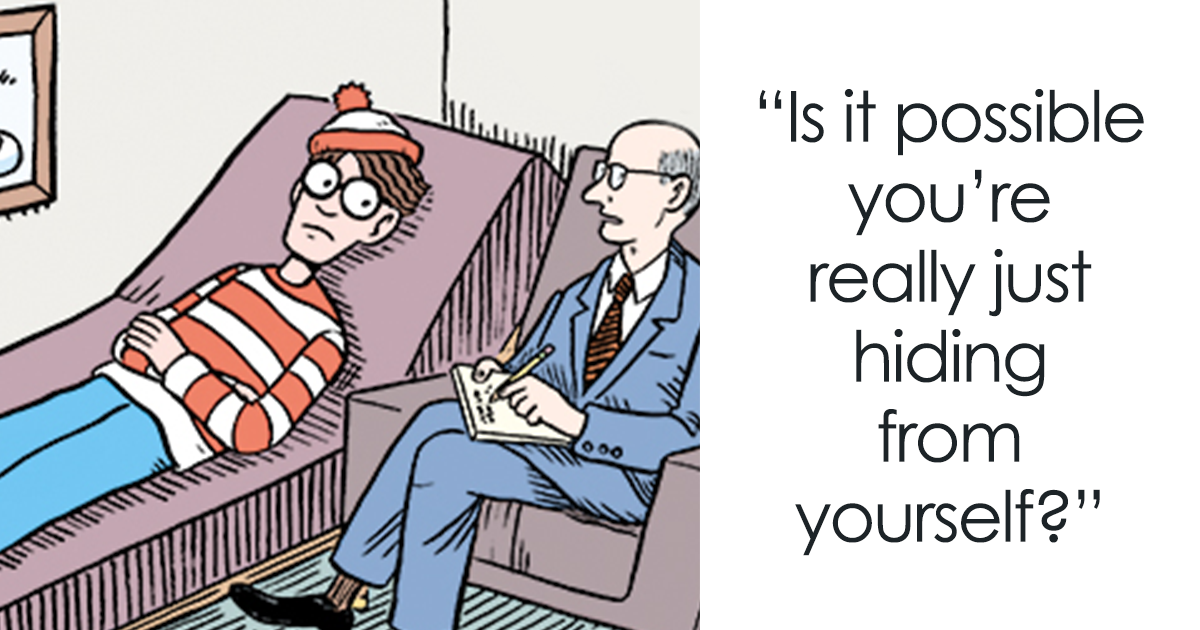 These 35+ Hilarious Comics By Bizarro Are The Best Therapy Ever