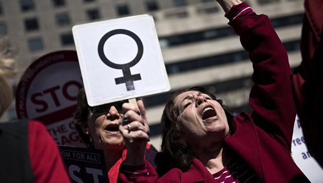 Женщинам разрешат вредить себе во имя равноправия