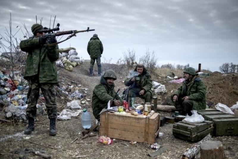 ВСУшники озверели и убивают безоружных военных ДНР