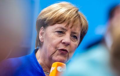 Партия Меркель не смогла набрать большинства на выборах в Баварии