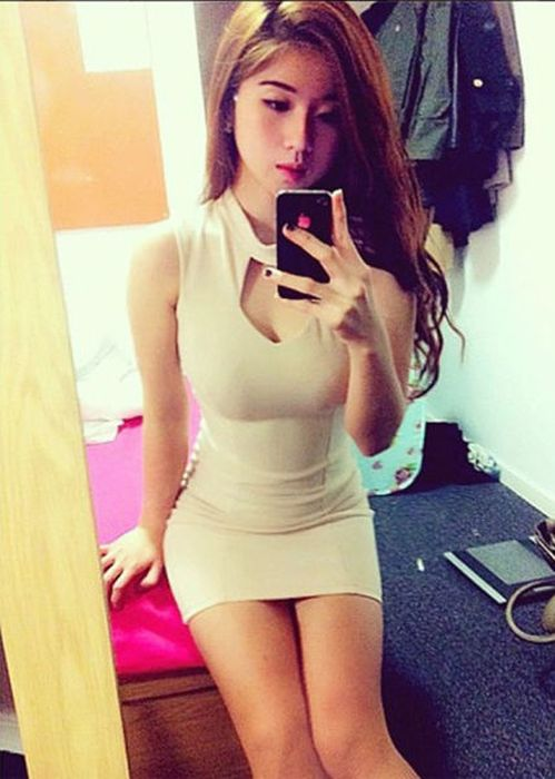Красивые девушки из Азии (54 фото)