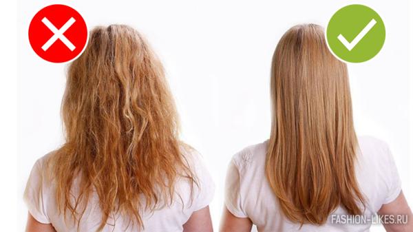 Эти 7 вещей ни в коем случае нельзя делать с вашими волосами
