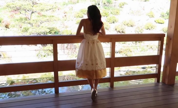 Платье из занавески (Diy)