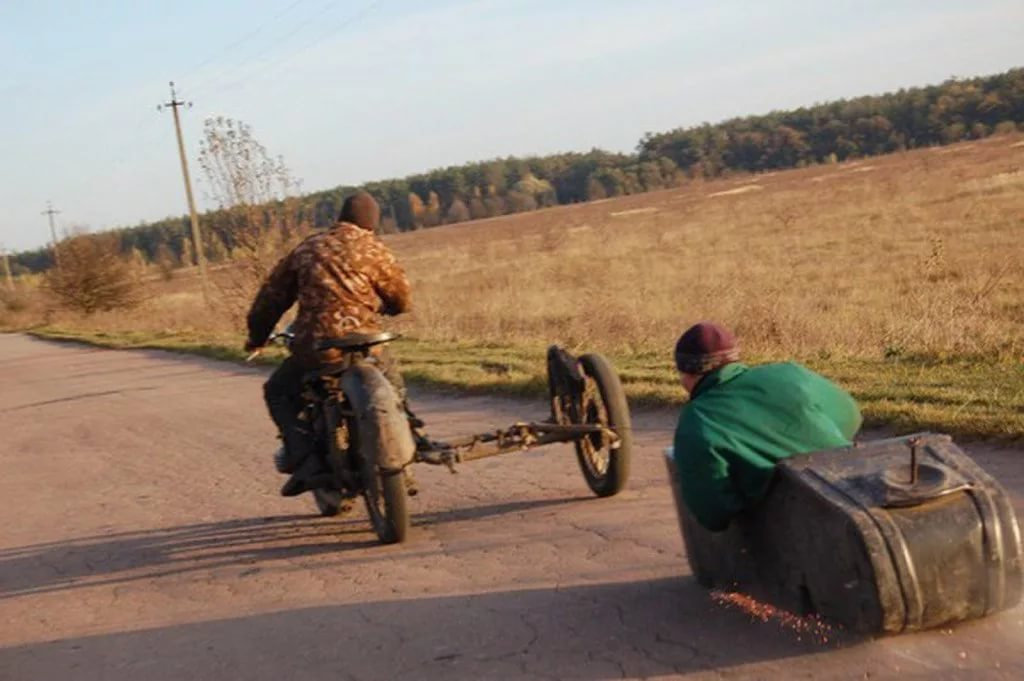 Троянский мотоцикл