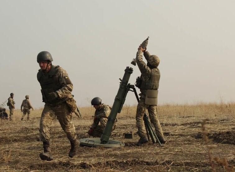 За сутки ВСУ выпустили по ДНР 27 единиц боеприпасов