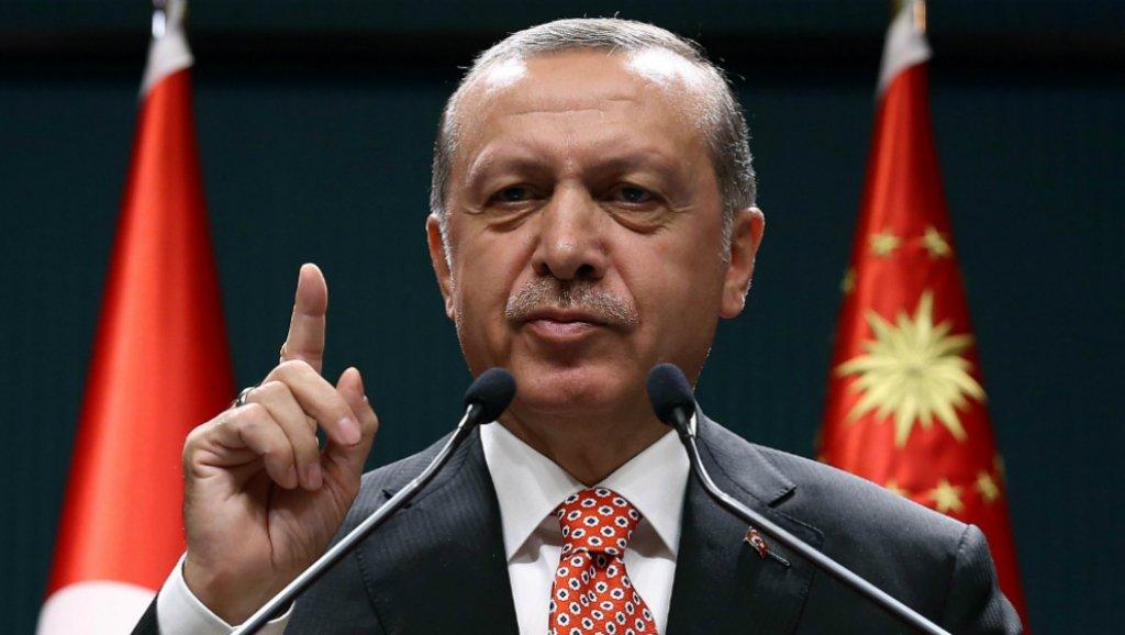 Как Эрдоган начинает сливать американское доминирование в унитаз