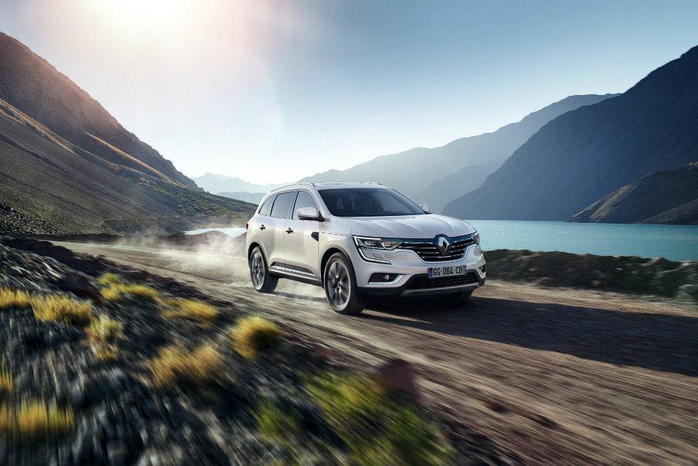Renault Koleos: Тест-драйв самого стильного кроссовера года
