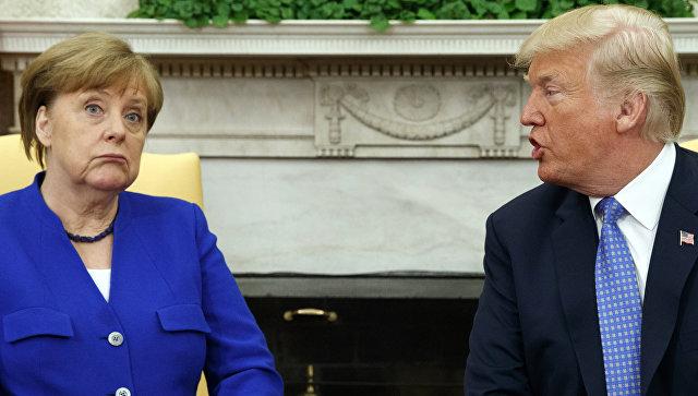 Германия подписала американскому СПГ приговор