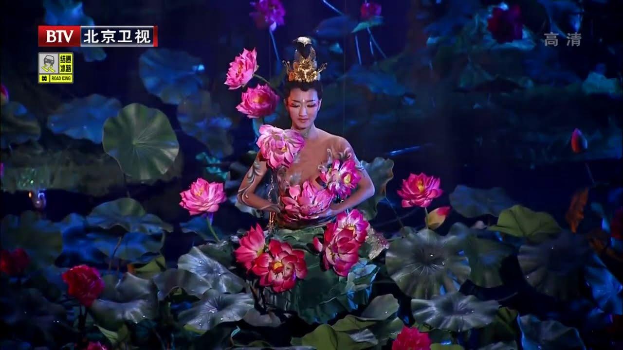 Невероятно завораживающий китайский танец