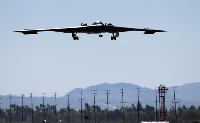Новый российский «стратег» создает неразбериху в Дальней авиации