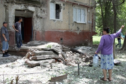 Украина отказалась признавать гражданскую войну в Донбассе