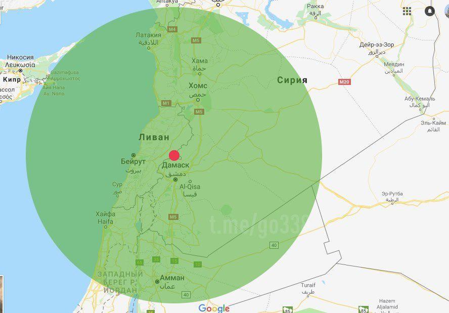 «Защитный зонт» над Сирией мешает Израилю убивать