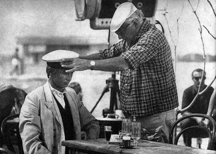 Противостояние личностей в фильме «Плохой хороший человек», 1973 год актеры, кадр, кино, люди, фильм, фото
