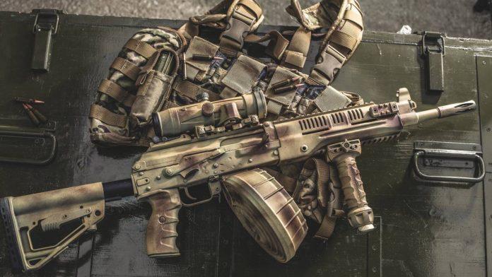 РПК-16: российский взгляд на современный ручной пулемёт