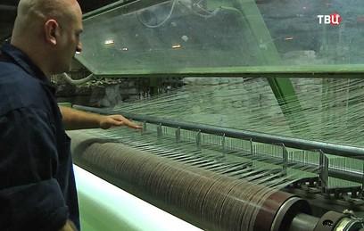 В Латакии текстильная фабрика обеспечила работой и жильем беженцев