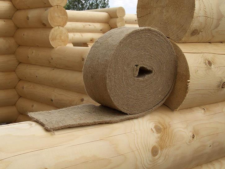 Поэтапное строительство дома: стены из дерева