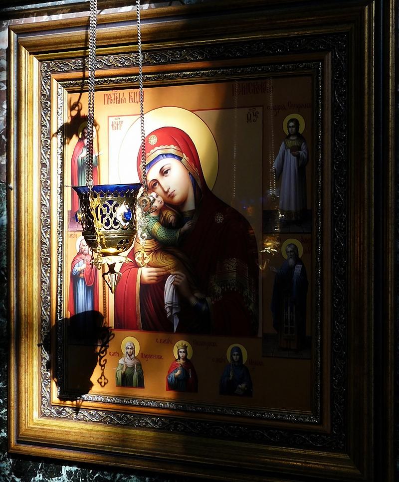 Владимирский собор в Киеве.