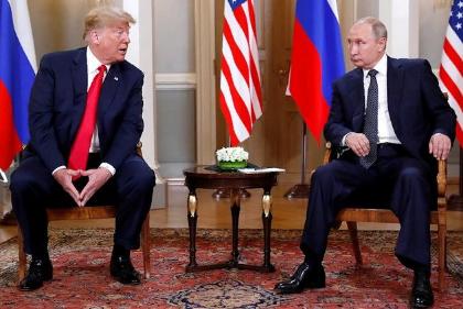 Александр Роджерс: Путин и Трамп — краткие итоги