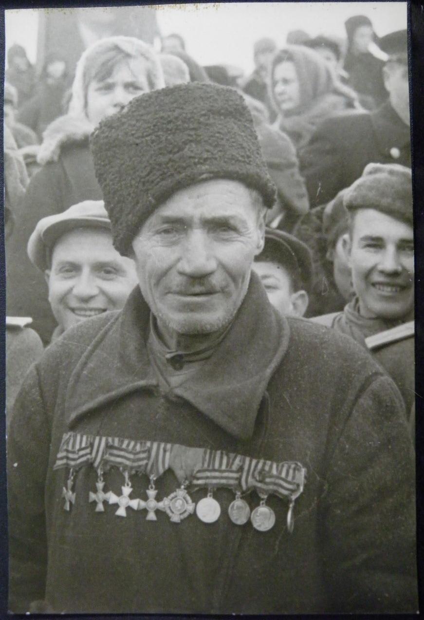 Неизвестный полный Георгиевский кавалер (3).