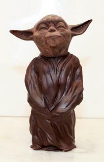 Шоколадные скульптуры Hakan Martensson