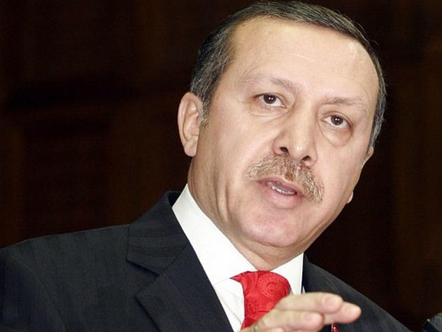 Эрдоган лидирует на выборах …