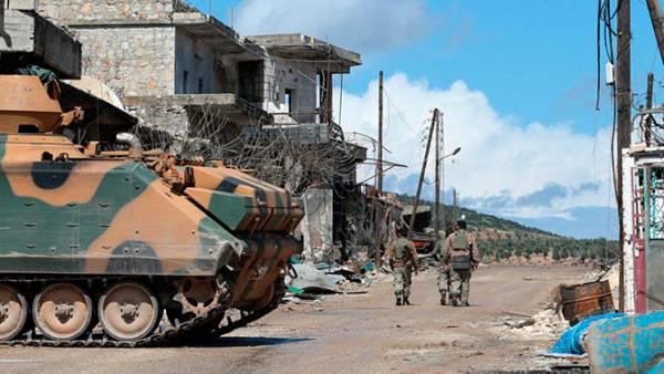 США предостерегла Турцию от военных операций в северо-восточной Сирии