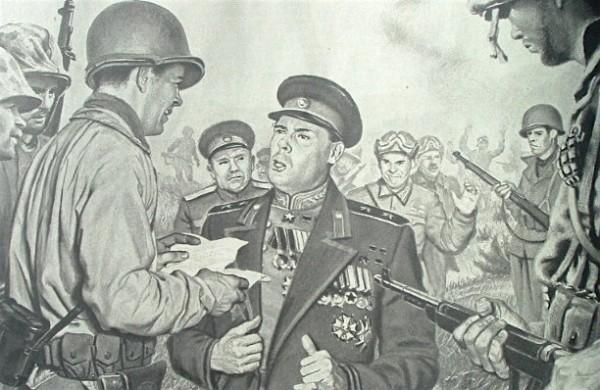 На пороге третьей мировой войны