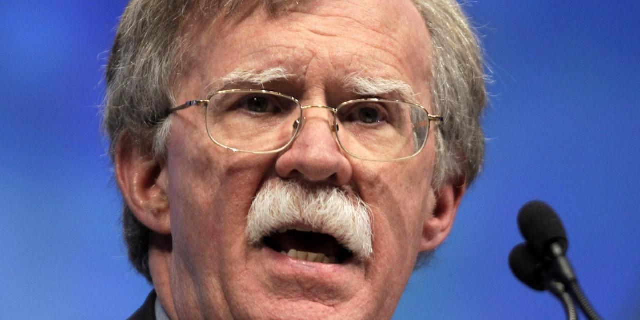 Болтон: США готовы применить ответные меры к режиму Мадуро
