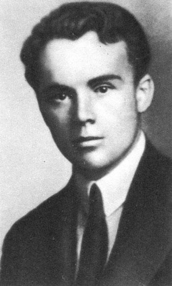 3.Н.Поликарпов. 1918 год.