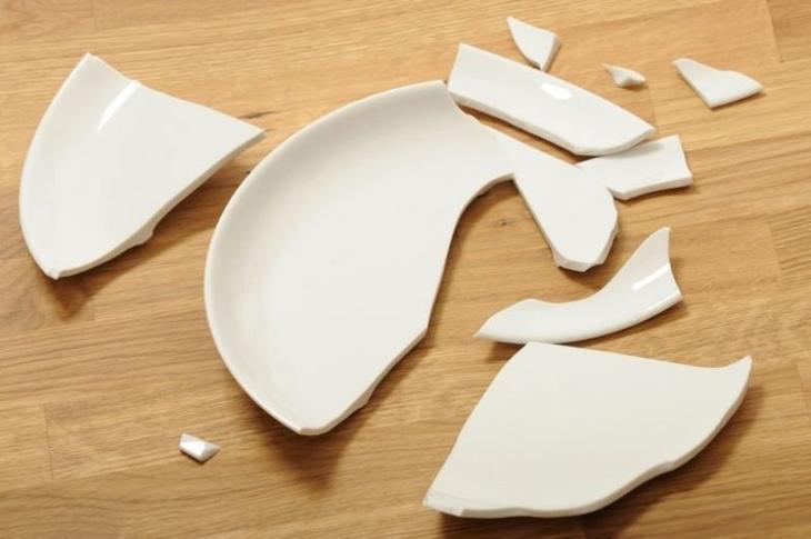 Не спешите выбрасывать разбитую тарелку — 10 идей для переделок