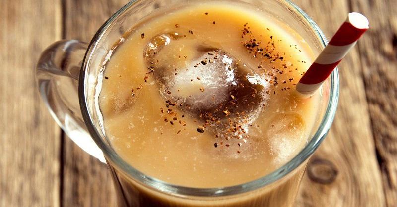 как варить кофе с апельсином