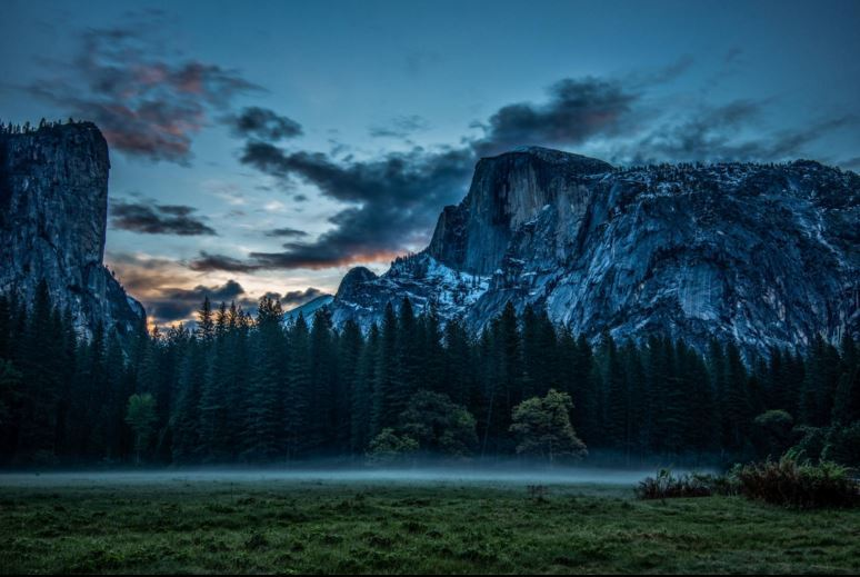 Йосемити – национальный парк США