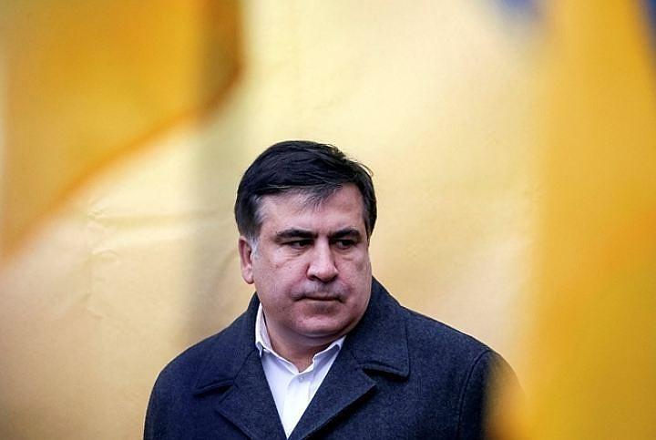 Погранслужба Украины запретила Саакашвили въезжать в страну до 2021 года