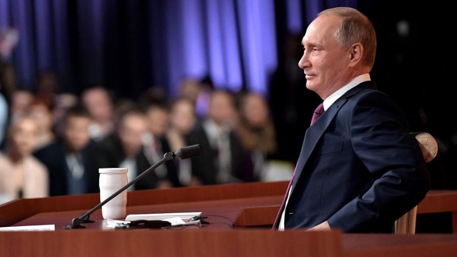 Путин жжёт: Готовьте три конверта...