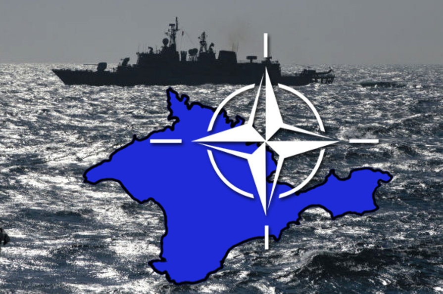 НАТО «сломает челюсть» об Крым – «крепкий орешек»