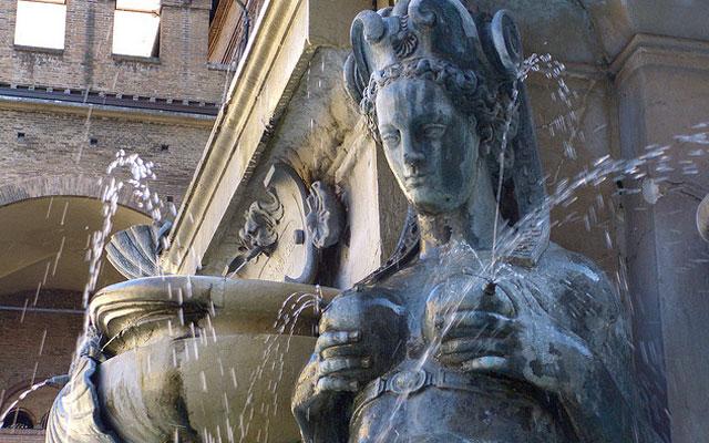 Самые необычные фонтаны мира